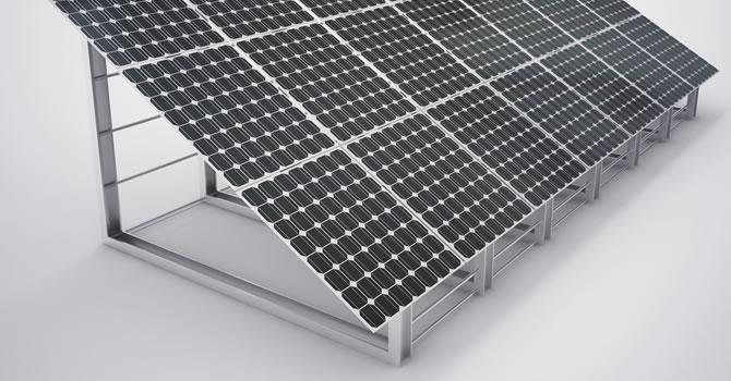 Zonnepanelen op een plat dak plaatsen zonnepanelenkopen.be